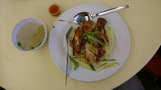 Suria KLCC Chicken Rice