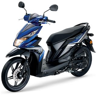 Honda Beat Terbaru