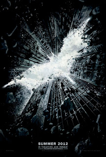 Affiche de Batman Dark Knight Rises (2)
