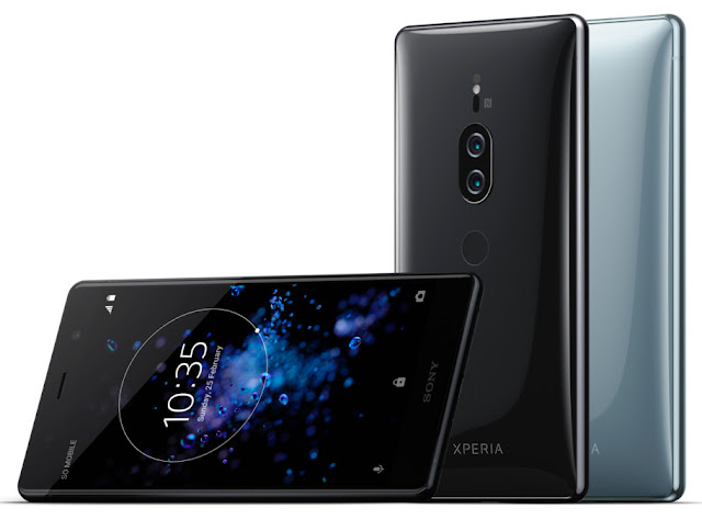 Sony Experia XZ2 With Dual Rear Cameras Announced