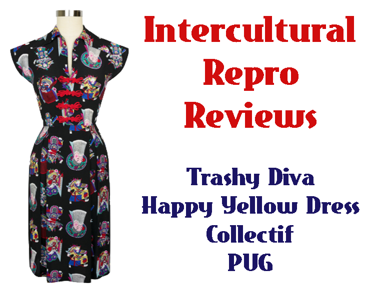 Flashback Summer - Intercultural Vintage Reproduction Reviews - Cultural appropriation?