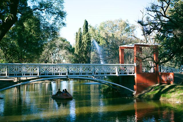 Parque Sarmiento em Córdoba