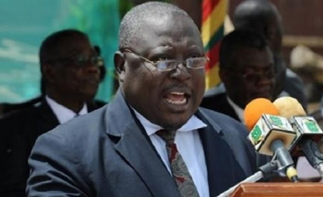 EC chair determined to rig elections - Martin Amidu