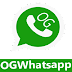 تحميل برنامج اوجي واتس اب OGWhatsApp 2017 اخر اصدار