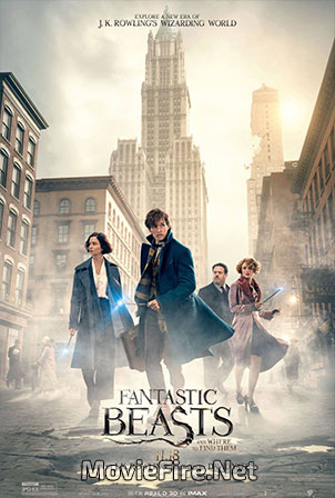 Fantastic Beasts and Where to Find Them (2016) 1080p