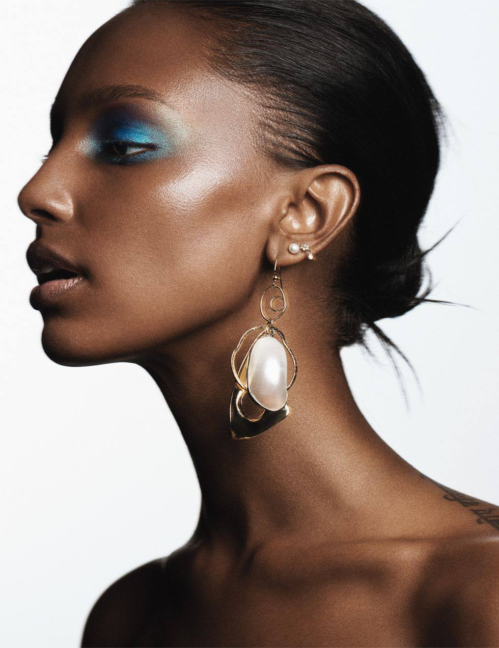 Elle US May 2018 Jasmine Tookes by Tom Schirmacher