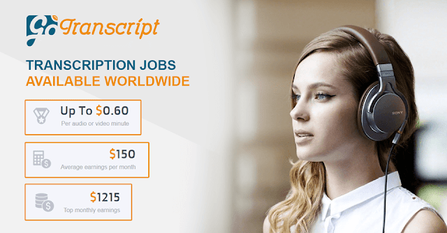 Does GoTranscript Really Pay? GoTranscript Review With Payment Proof | Online Jobs for Beginners