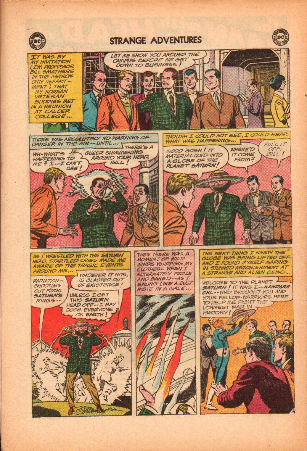 Strange Adventures (1950) issue 156 - Page 4