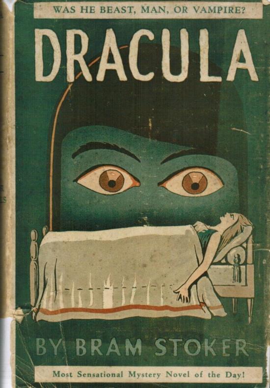 Essays on dracula