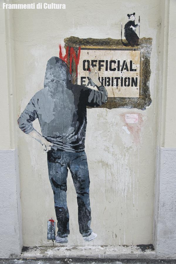 Mostra ufficiale di Banksy al Mudec