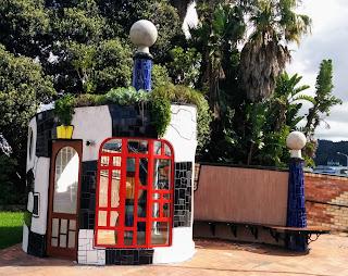 Creates Sew Slow: Hundertwasser Te Kakano Whangarei