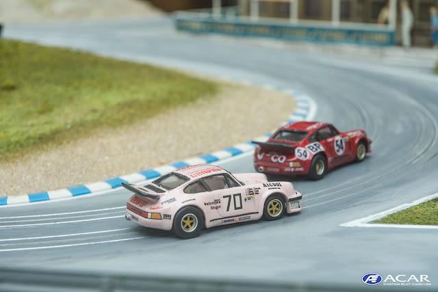 Modellauto Porsche 934 24h Le Mans 1981 Denver