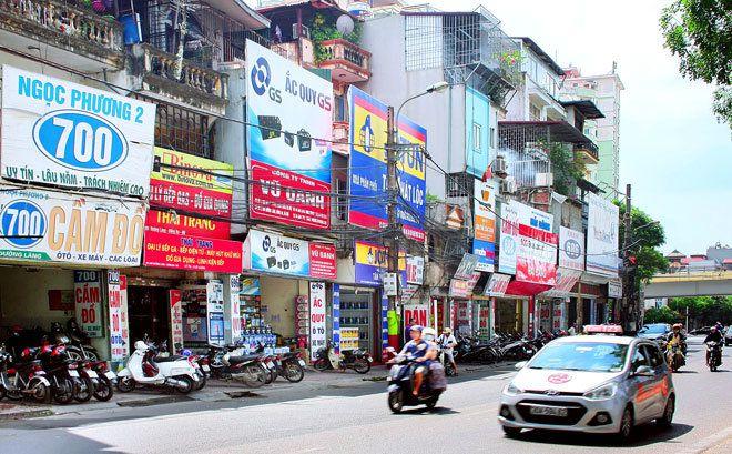 TP.HCM chấn chỉnh việc lắp đặt biển hiệu, bảng quảng cáo