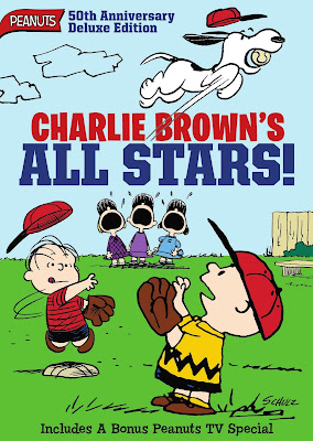 Enter the Charlie Brown's All Stars 50th Anniversary Deluxe Edition DVD Giveaway. Ends 10/19