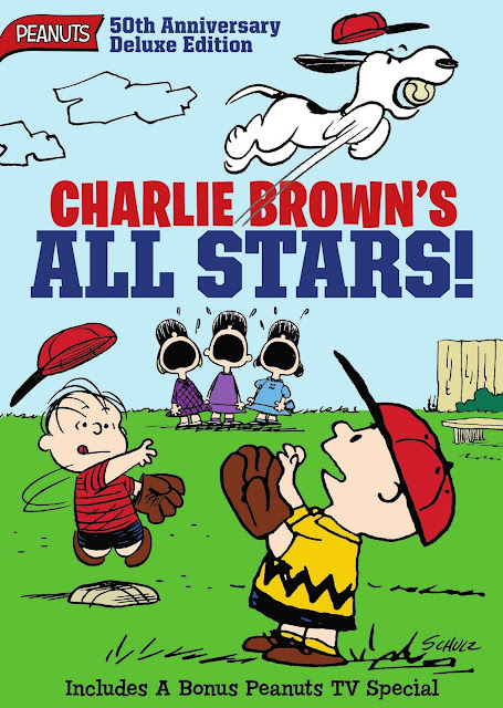 Charlie Brown's All Star's Review & Giveaway