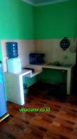 dapur villa dgiv 3 kamar di ciater