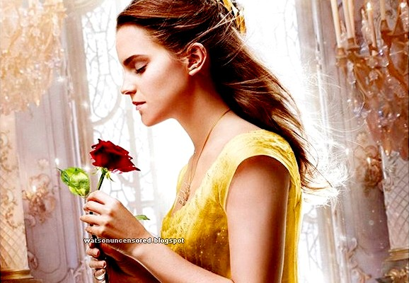 New Dutch Poster Of Emma Watson For Beauty And The Beast