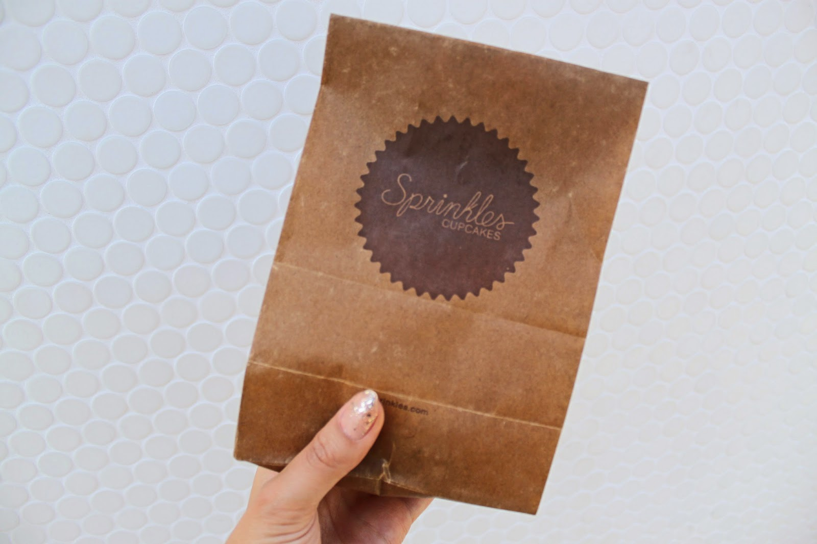 Sprinkles Cupcakes on Rodeo Drive in Beverly Hills, California