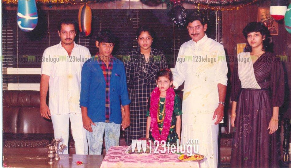 interesting collection super star krishna family