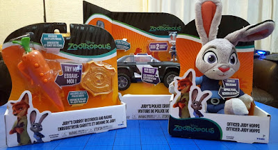 Zootropolis Toys Review And Giveaway With Tomy (Zootopia)