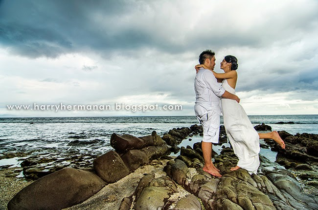 Prewedding Lombok: Alan & Aya