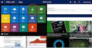 Microsoft projekt menedzsment programjai