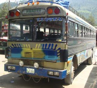 Transportes Lupita, Barillas