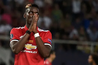 Sport: Mourinho reveals why he took off Pogba during 1-0 defeat to Newcastle