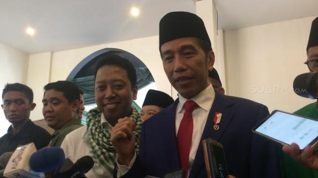yenny wahid, jokowi, pilpres, 2019