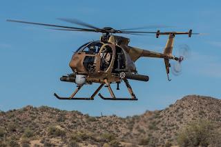 Helikopter Intai Serang Ringan AH-6i