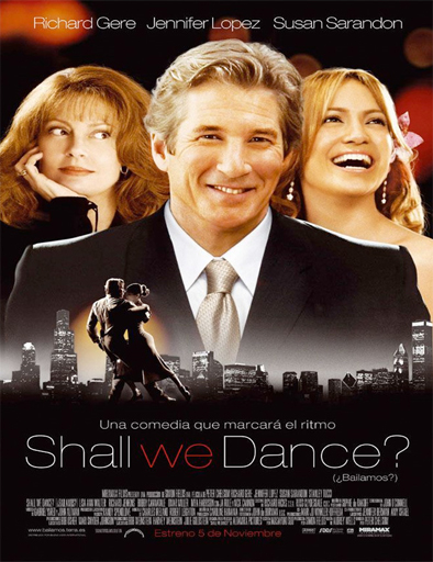 Ver ¿Bailamos? (Shall We Dance?) (2004) Online