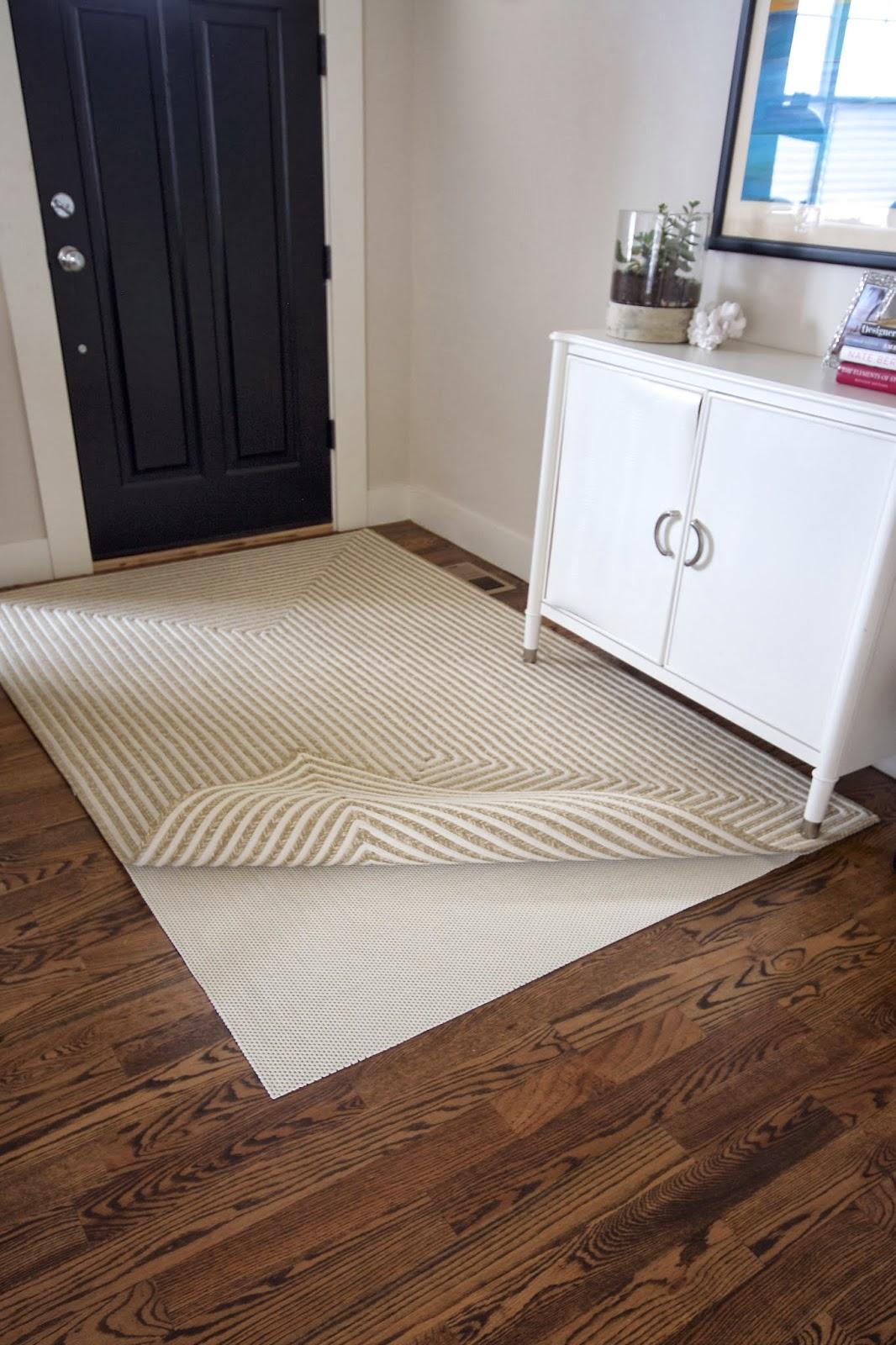 design dump: my new entry rug