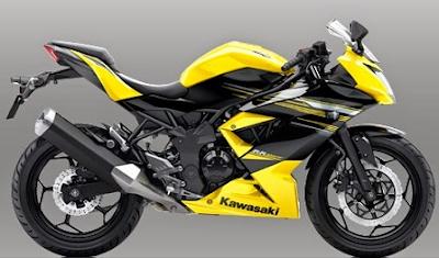 harga motor kawasaki Ninja RR Mono terbaru