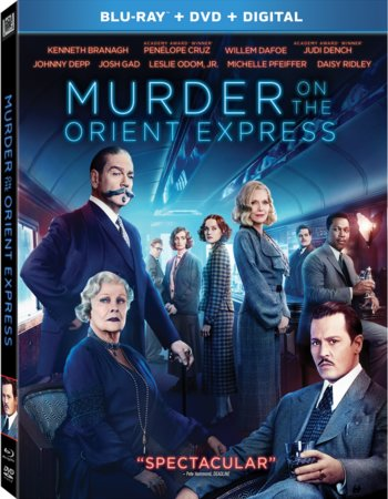 Murder on the Orient Express (2017) Dual Audio 720p