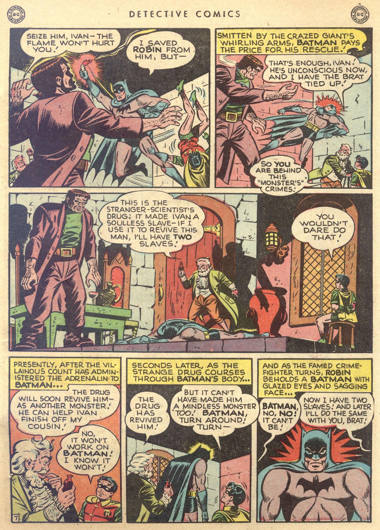 Detective Comics (1937) 135 Page 8