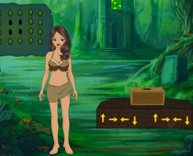Games2Rule Tarzan Girl Escape Walkthrough