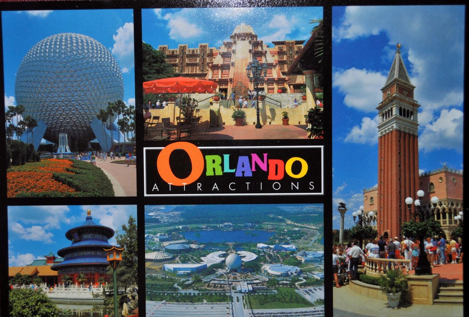 Next Stop Orlando Florida Taking To The Open Road