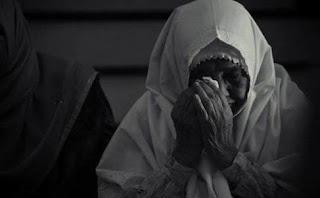 orang sulit mati karena dosa dengan ibu