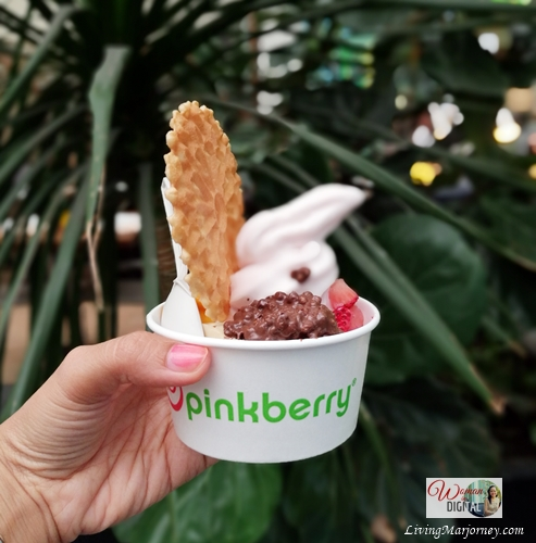 Pinkberry Now Offers Low-fat Ice Cream