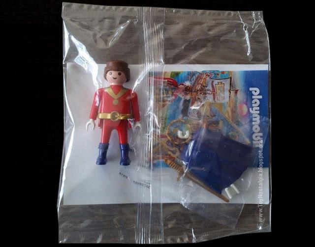 Playmobil Beukelaer Prince pack