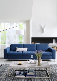 Le canapé en tissu : un modèle très prisé ! | Meubles de jardin