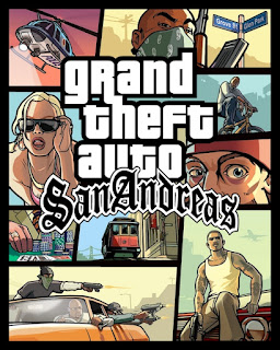 Grand Theft Auto: San Andreas cover 2