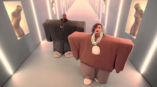 """Kanye West & Lil Pump ft. Adele Givens - """"I Love It"""""""