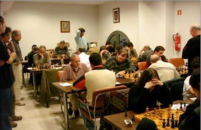 Club Ajedrez Vic, Torneo Abierto de Ajedrez – Vic 2006