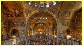 Interior Catedral Venecia