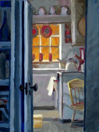 Edward Hopper House Art Center Exhibit In Nyack Ny