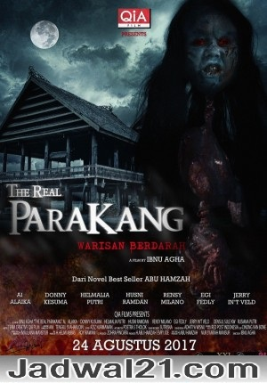 Film THE REAL PARAKANG 2017