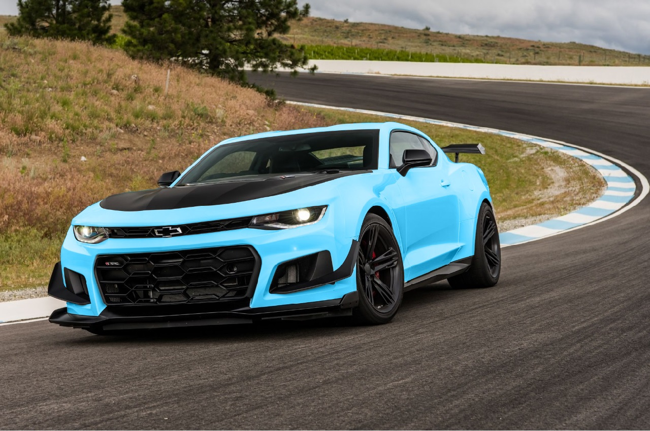 2019 Chevrolet Camaro Coupe Configurations Chevrolet