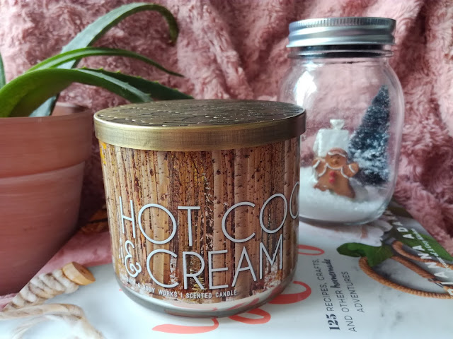 Hot Cocoa & Cream de Bath and Body Works