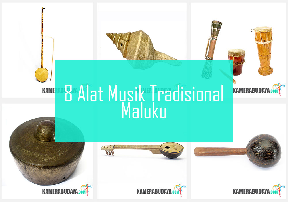 Inilah 8 Alat Musik Tradisional Dari Maluku